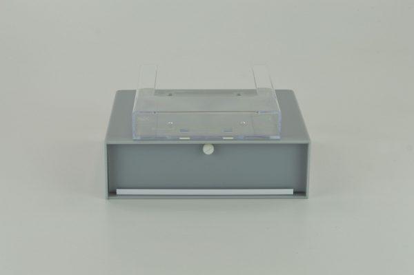 Slim Collection Suggestion Box Grey
