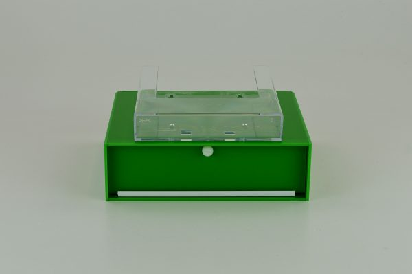 Slim Collection Suggestion Box Light Green
