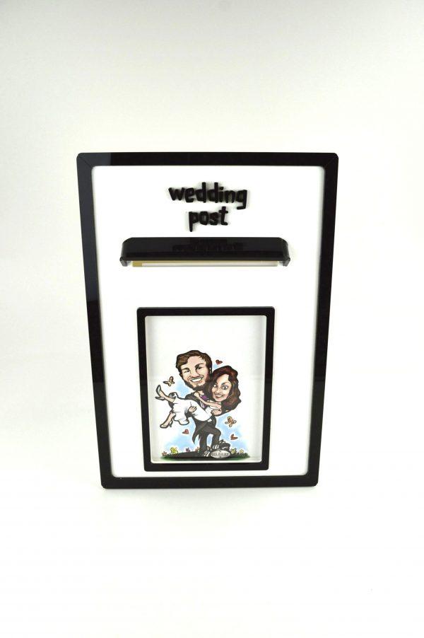 Wedding Card / Suggestion / Letter Box