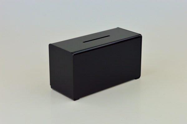 Small Suggestion Box / Collection Box Black