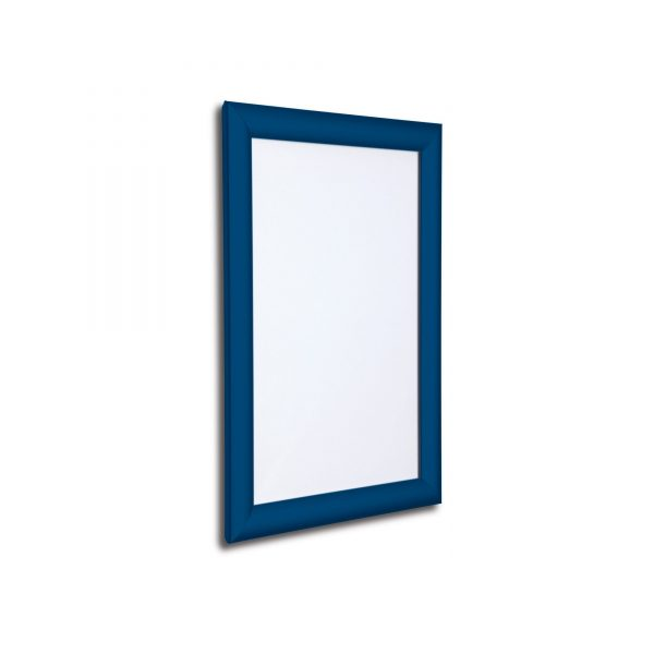 Blue Poster Menu Photo Picture Holder Snap Frame