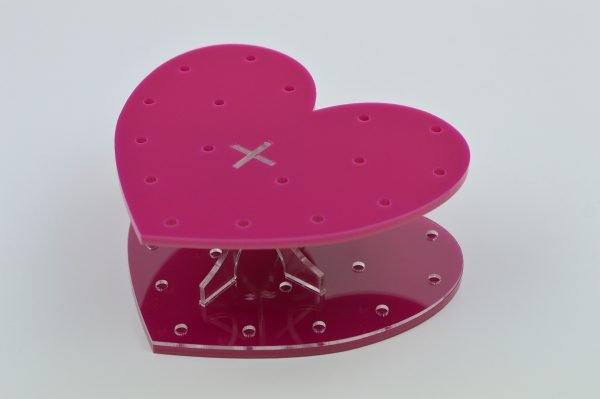 Heart Cake Pop Stand