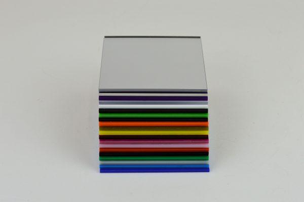 Square shape Presentation Retail Display Plinth