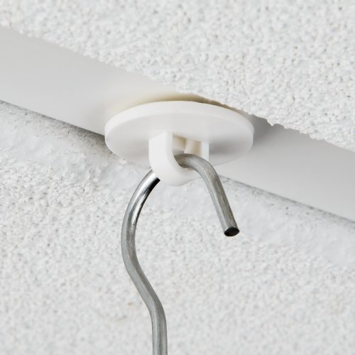 Round Adhesive Mobile Ceiling Hanging Button