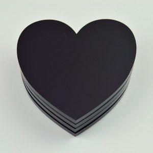 Heart Coaster Set