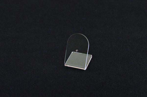 2 x Pin Badge Display Stand