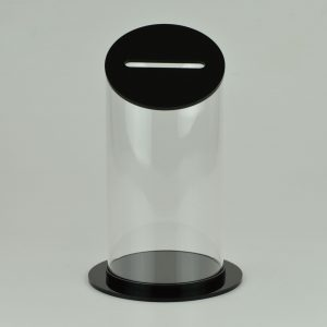Round Collection Tube / Box / Business Card Holder