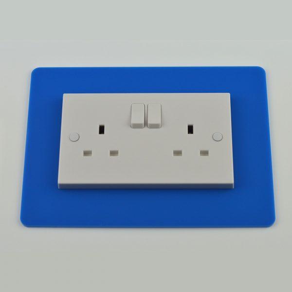 Double Plug Socket / Light Switch Surround